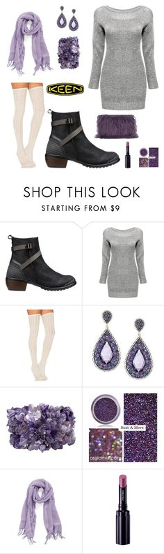"""""""So Fresh and So Keen: Contest Entry"""" by beh092698 ❤ liked on Polyvore featuring Keen Footwear, Free People, John Hardy, Caslon, Shiseido, House of Holland and keen"""