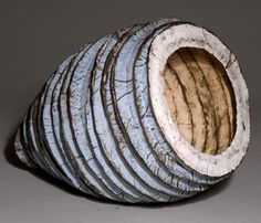 Judit Varga - Ceramic Artist - vessels don't only have to go up and down.