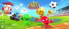Stickman Party v1.8.1 Android Para Hileli MOD APK İndir