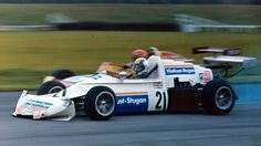 Gunnar Nilsson on his way to victory in a non-championship race at ...
