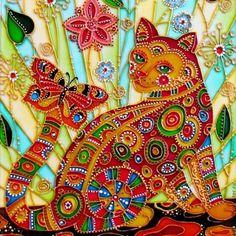 рисунки для росписи по стеклу витражными красками: 24 тыс изображений найдено в Яндекс.Картинках