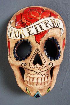 Amor Eterno ( I'll love you forever) skull: R550