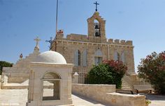 9 Famous Biblical Sites in Bethlehem: Milk Grotto