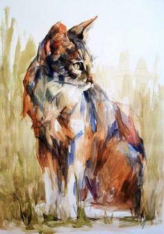 """Yael Maimon's """"Wildcat"""""""