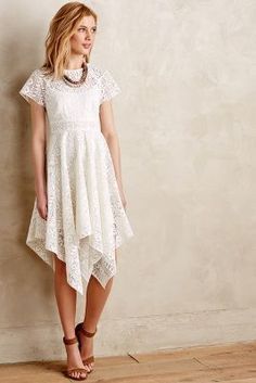 Maeve Prima #Lace #Dress #anthrofave