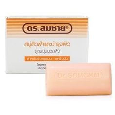 Dr Somchai Acne & Cleansing Cream Soap for Normal to Oily Skin Made in Thailand by Dr Somchai. $13.60. Cleanse deep into pores  Eliminate excess oil  Prevents the accumulation of acne-causing bacteria  Product by a qualified dr  Formulated to cleanse deep into pores and eliminate excess oil. With moisturizer, leaving skin soft and hydrated. Eliminates and prevents the accumulation of acne-causing bacteria. VITAMIN E protects skin from free radicals and promotes skin's health.