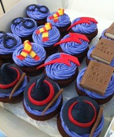 ch - Webspace und Webhosting in der Schweiz 7th Birthday, Birthday Parties, Birthday Cake, Harry Potter Cupcakes, Halloween Cupcakes, Make It Simple, Cupcake Cakes, Easy, Desserts
