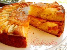 Torta soffice con le mele, ricetta semplice per la colazione