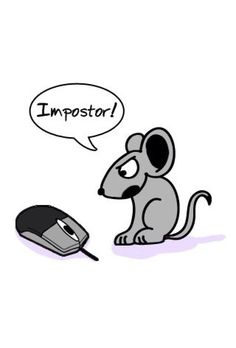 """I never understood why it's called a """"mouse"""" either... #funny"""