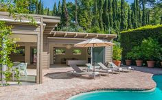 Mid-Century Architectural Gem in Nichols Canyon
