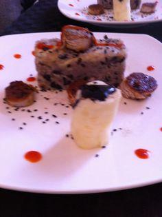 Baião de dois, aux. porc Júlia-s-cuisine-exotique