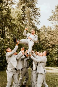 Groomsmen Photography   Nashville Weddings   Green Door Gourmet   Autumn Severns Photography