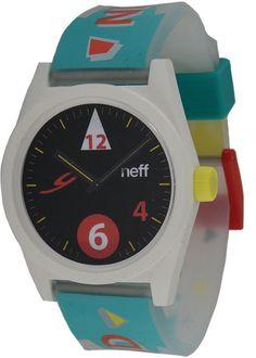 Neff Daily Wild Watch - Rad #Neff #Casual