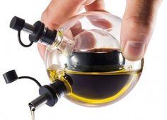 Orbit: dispensador de óleo e vinagre 2-em-1