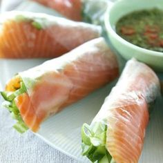 Rice Paper Wrap - Blowfish Sushi To Die For - Zmenu, The Most Comprehensive Menu With Photos