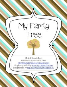 Students cut out the apples and glue them onto the tree. They draw a picture of each family member inside of the apple and label with who it is.This freebie is a small sample of a yearlong Social Studies resource, Social Alphabet
