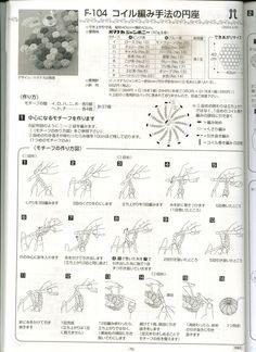 钩针基础%自制编织器52 - 百合 - Álbumes web de Picasa