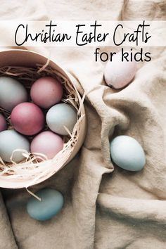 Religious Easter crafts for kids, perfect for home or Sunday school this Easter season. Primary Activities, Activities For Teens, Easter Activities, Easter Crafts For Kids, Preschool Crafts, Easter Verses, Prayer Stations, Easter Messages, Easter Story