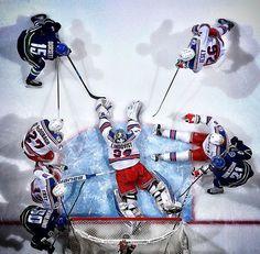 New York Rangers, Nhl, Sports, Hockey Stuff, Editor, Gaming, Hs Sports, Videogames, Game