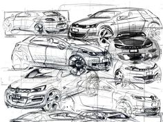 Sketch Car Modification