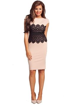 Jessica Wright Livvie Midi Dress