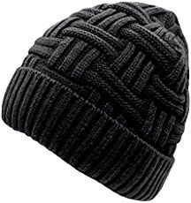 3b48759a922 Loritta Mens Winter Warm Knitting Hats Wool Baggy Slouchy Beanie Hat Skull  Cap Knit Hat Pattern