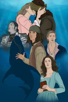 I loved everyone in Pirates of the Caribbean: Dead Men tell no Tales + the young Jack Sparrow in the flashback sequence was amazing.