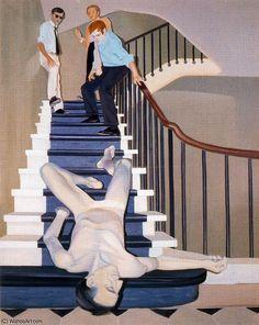 Vivre et laisser mourir ou La fin tragique de Marcel Duchamp, Gilles Aillaud (oeuvre collective)