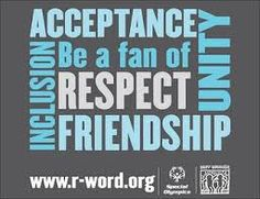 Be a fan of Special Olympics