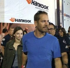 Paul Walker and Meadow