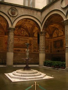 Palazzo Vecchio (Firenze, Italy)