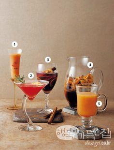 행복이가득한집 Design your lifestyle [미스터 방의 맛있는 이야기] 요즘 파티에서는 뜨거운 와인이 인기