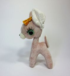Coty the powder pink baby deer by Violetpi