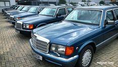 Blue Benz