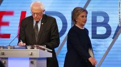 Three words are hanging over the final days of the Democratic presidential race: Bernie or bust.