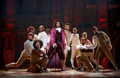 """My Review of """"Hamilton"""" at the Richard Rodgers Theatre here: http://www.theatrereviews.com/review-hamilton-grapples-richly-with-the-past-at-the-richard-rogers-theatre/"""