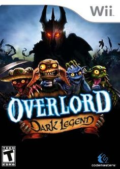 Overlord: Dark Legend. My new game obsession.