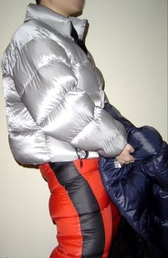 Nylons, Down Suit, Puff And Pass, Puffy Jacket, Arctic, Dj, Winter Jackets, Fashion Looks, Outdoors