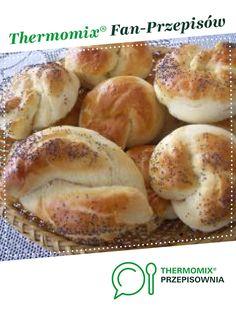 BUŁECZKI MOCNO MAŚLANE jest to przepis stworzony przez użytkownika gabi49. Ten przepis na Thermomix<sup>®</sup> znajdziesz w kategorii Chleby & bułki na www.przepisownia.pl, społeczności Thermomix<sup>®</sup>. Hot Dogs, French Toast, Muffin, Bread, Breakfast, Kitchen, Food, Thermomix, Morning Coffee