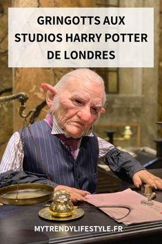 Visiter Gringotts aux studios Harry Potter