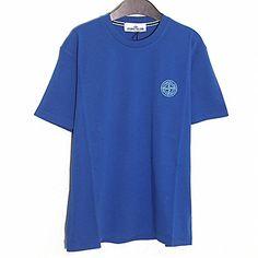 (ストーンアイランド) STONE ISLAND 601520183 V0022 クルーネック 半袖 Tシャツ ブルー (並行輸入品) RICHJUNE (S) STONE ISLAND(ストーンアイランド) http://www.amazon.co.jp/dp/B0141BSQBS/ref=cm_sw_r_pi_dp_DIipwb1NVG51M