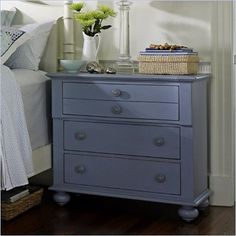 Stanley Furniture Coastal Living 3 Drawer Bachelor's Chest - 829-X3-16