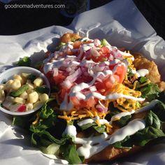 indian taco, shredded bison Tocabe - Denver, CO http://www.goodnomadventures.com/blog/tocabe-denver