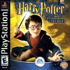 Harry Potter and the Chamber of Secrets (Sony PlayStation for sale online Harry Potter Games, Harry Potter Books, Playstation 2, Playstation Consoles, Xbox One, Ea Games, The Sorcerer's Stone, Chamber Of Secrets, Finding Nemo