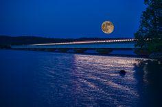 Hwy 12 Bridge on Beaver Lake