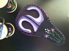 Scissor keep I made this morning :)