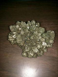 Rare Cock's comb Marcasite Starburst Specimen by TamayaGifts