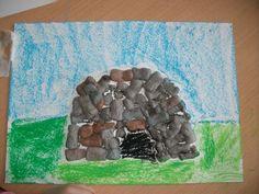 grotte en playmaïs et craies grasses Darth Vader Head, Vader Star Wars, Prehistoric Age, Cro Magnon, Toddler Art, Ice Age, Stone Age, Art Plastique, Painting