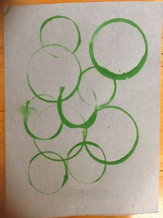 Green eggs and ham- egg stamping