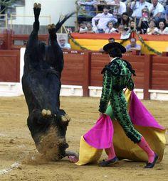 Spanish bullfighter Jose Palazon, Alicante